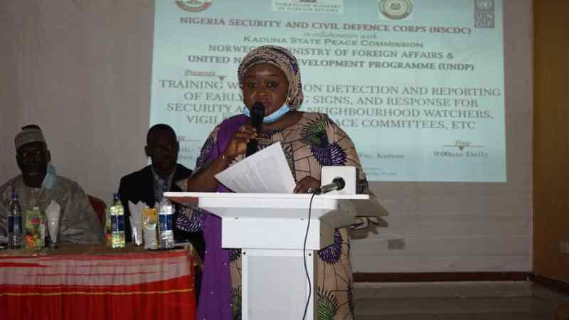 Conflict Prevention: Early Warning and Early Response System developed in Kaduna