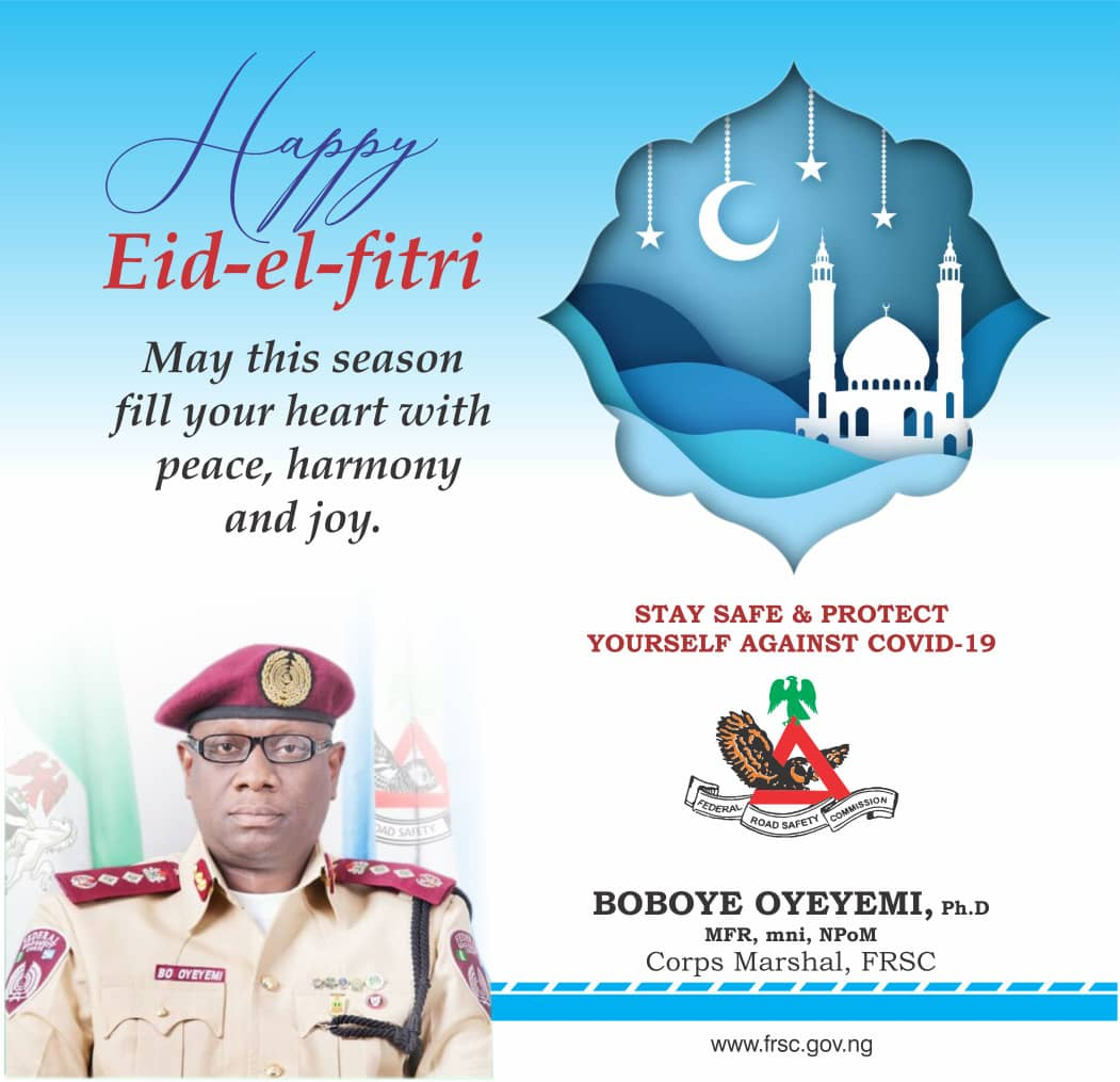 Eid-eL-Fitr: Oyeyemi Felicitates With Muslims, Urges Strict Adherence To COVID-19 Protocols