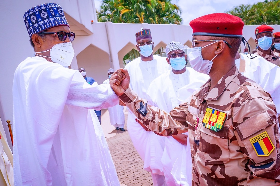 Nigeria Assures Chadian Transitional Military Council Of Assistance