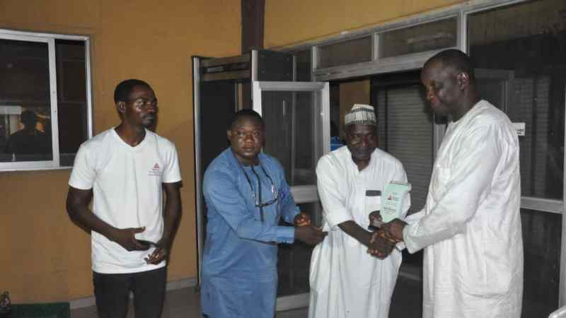 Nigeria; Nimrod Receives Authentic Outstanding Sports Personality Award, Pledges To Do More