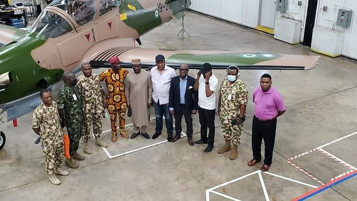 Nigeria Soon To Take Delivery Of NAF Super Tucano Aircraft From US