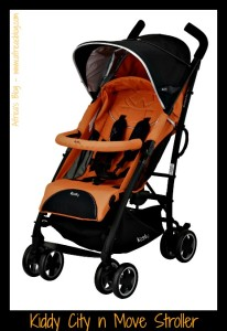kiddy city n move stroller
