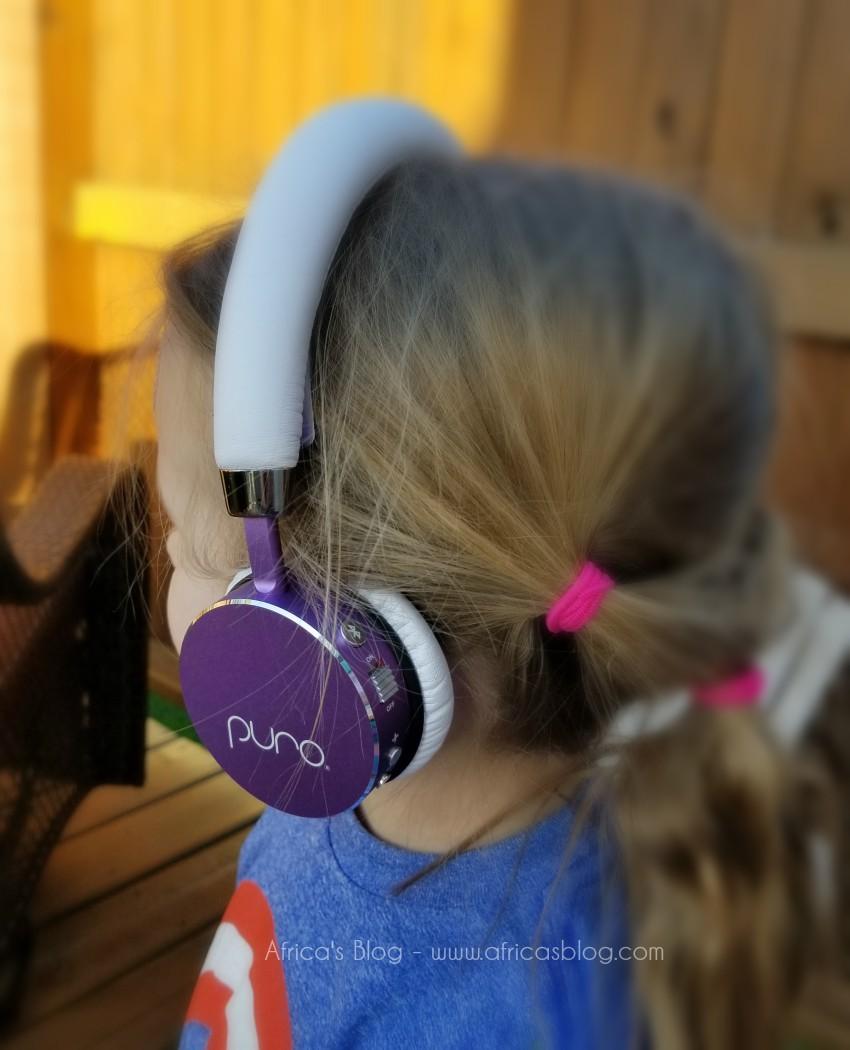 Puro Sound Labs Studio Grade Children's Bluetooth Headphones! #2017Spring