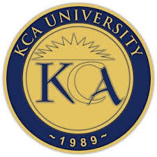 KCA University Admission Requirements