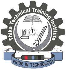 Thika Technical Training Institute admission requirement