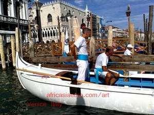 Venice Boatsman