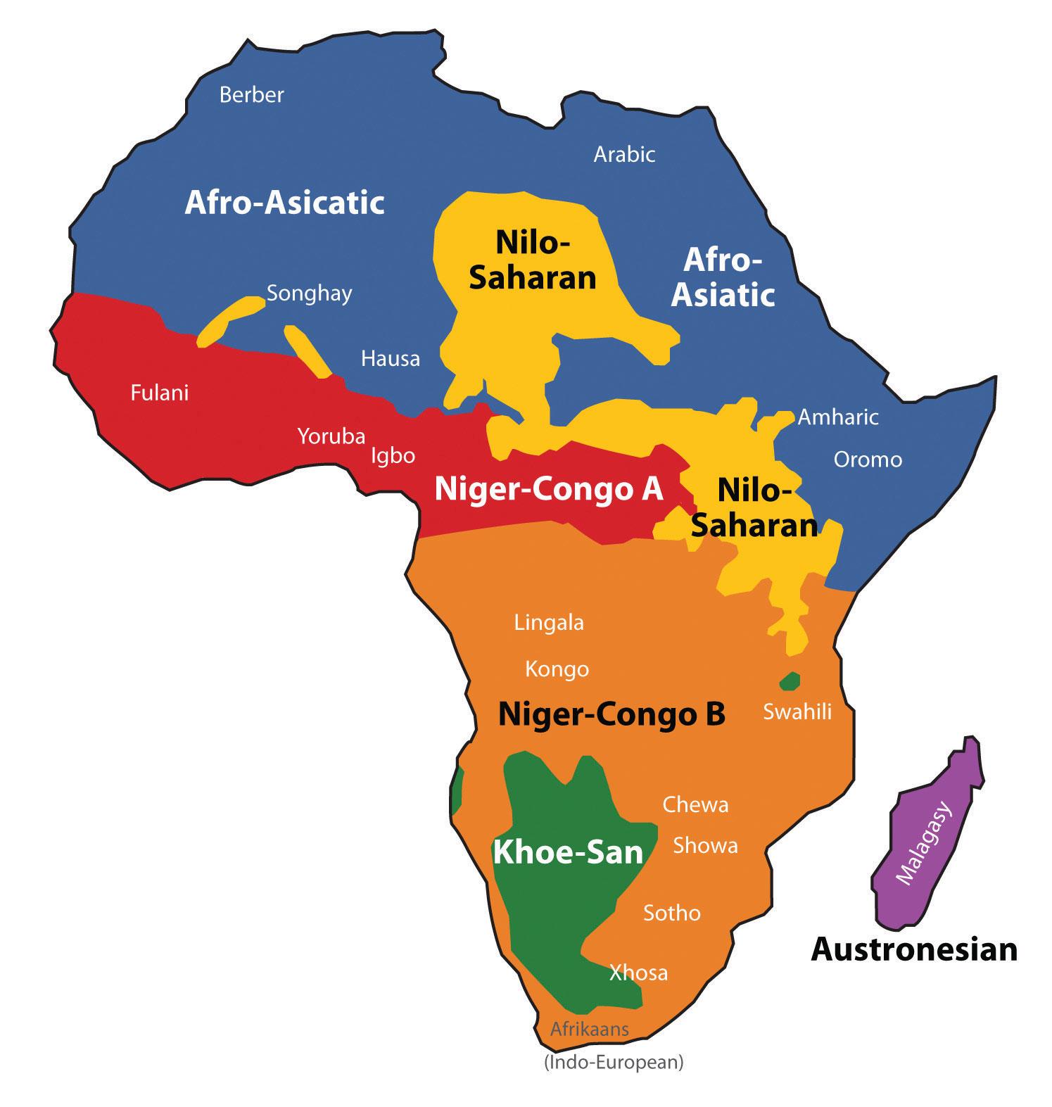 3 1 La Poblacio I El Poblament A L Africa Subsahariana