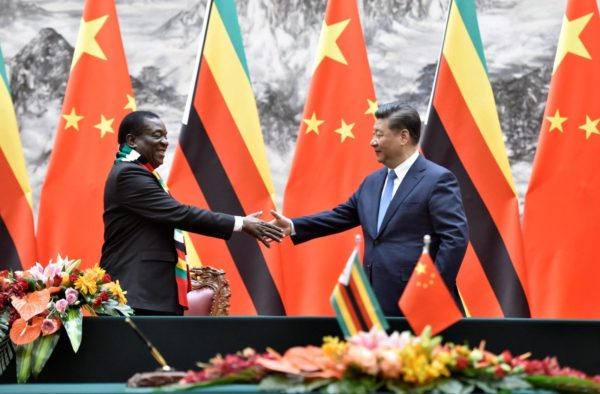 Zimbabwe is trying to transform itself into a leading tech hub with China's help