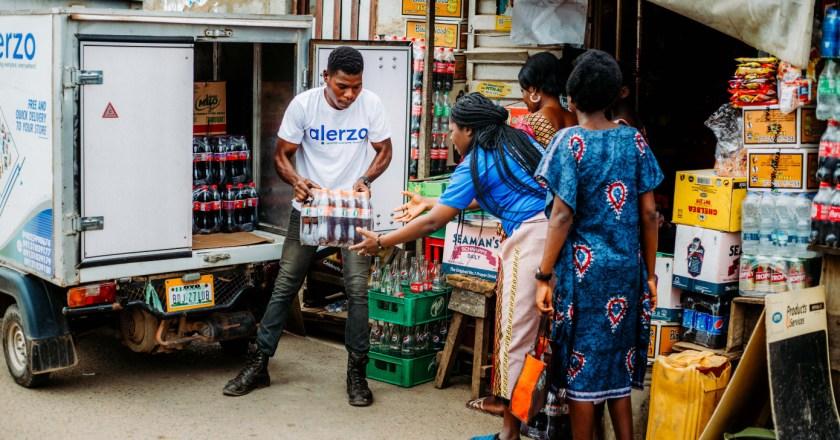 Alerzo raises $10.5M Series A to bring Nigeria's informal retail sector online