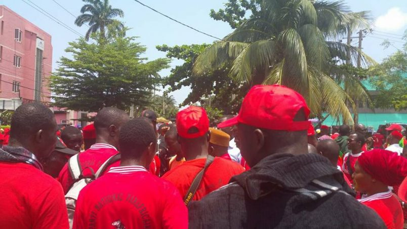 Togo protests begin anew in quest to remove Gnassingbé