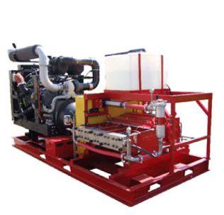 KP 600TJ5 Quintuplex Pumping System