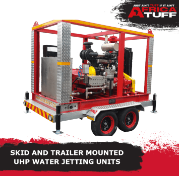 WATER JETTING PUMP SYSTEMS