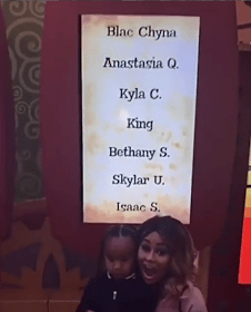 Blac Chyna Flaunts Hot Post-baby Body As She Steps Out With Her Son