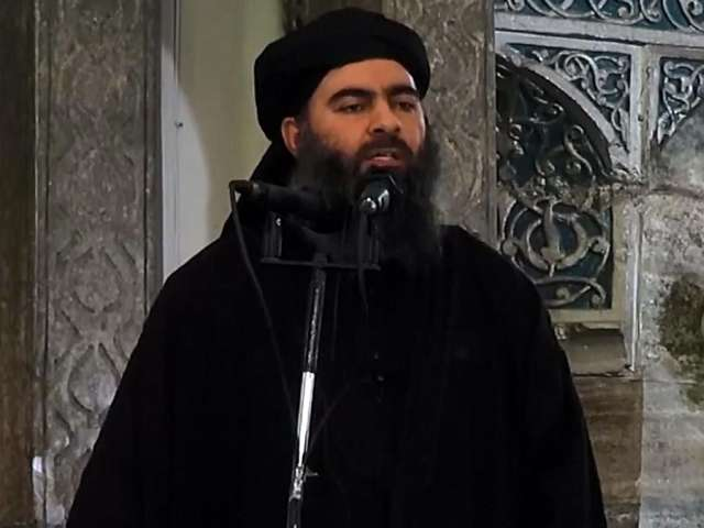 Isil leader