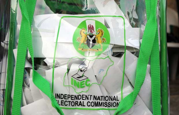 INEC Announces official results of Osun Governorship election etche election,nigeria police blast inec