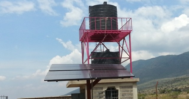 25 FG colleges receive solar powered boreholes