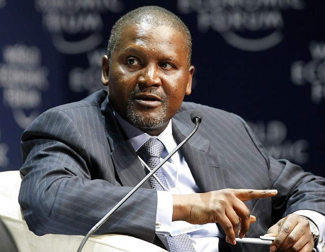 We plan to produce one million tonnes of rice within 3 years- Dangote