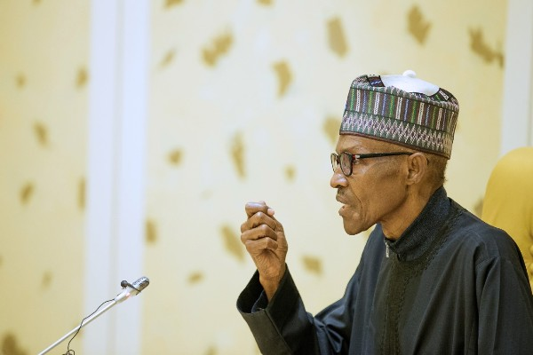 Buhari reacts to Atiku Abubakar's emergence as PDP presidential candidate