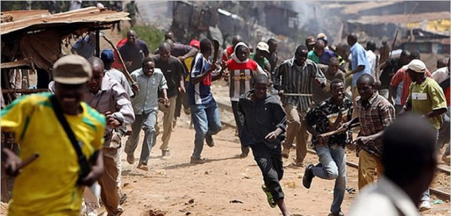 South African communities to Evict Nigerians