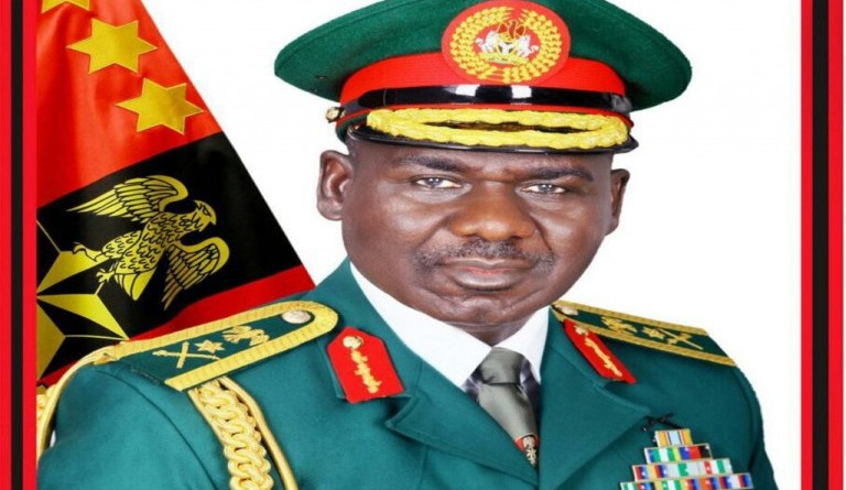Biafra killings: Group drags Buratai, 13 others before US court