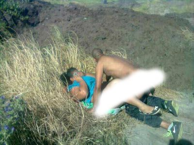 Pastor kills wife's lover after catching them making love in the Bush