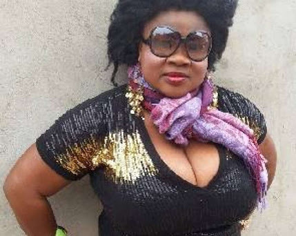 'My husband is crazy about my breast and sex is a daily activity' – Ghanaian actress