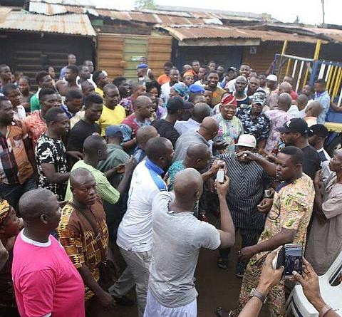 Lagos State Council Elections: Police arrests fake party agents