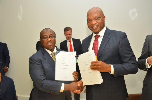 NNPC, Shell, Chevron agree to boost oil reserves, FG revenue