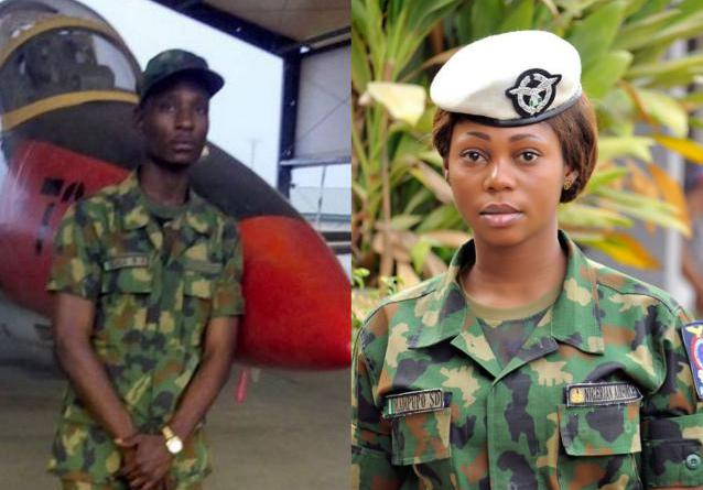 Airforce sentences Aircraftsman Kalu to death for killing girlfriend