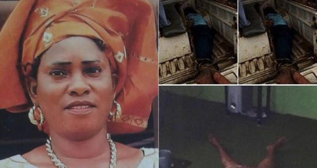 22 year old UNIBEN student killed his mum,ripped her womb open because she refused to give him money