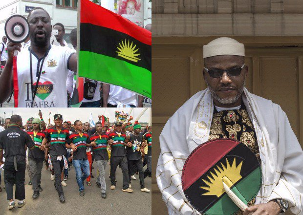 IPOB Issues 7 Days Ultimatum to FG, South-East Governors to Produce Nnamdi Kanu