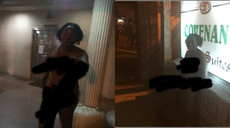 Lady runs mad after sex at Sapele hotel in Delta