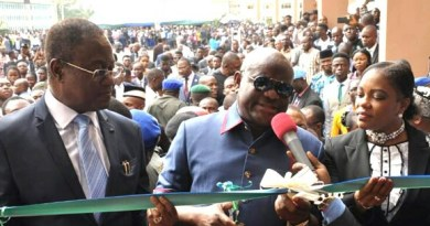 Wike says he can't 'see, hear or speak'