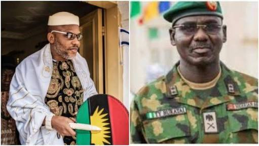 Nnamdi Kanu's disappearance: Buratai confesses in court