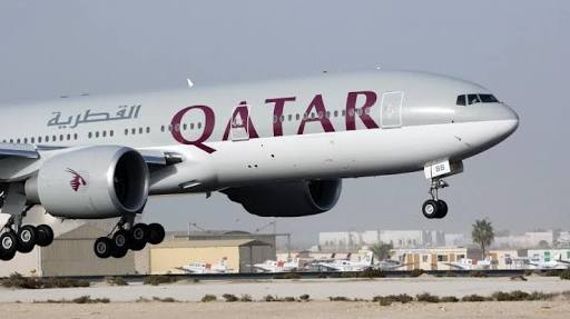 Drama as wife attacks husband on Qatar Airways, forces plane to make emergency landing