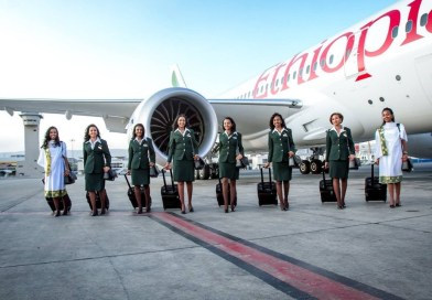 Ethiopian Airlines launches an all women cabin crew
