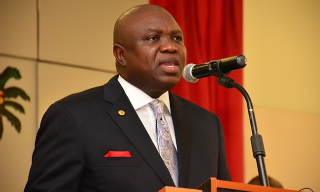 Governor Ambode presents N1.04trn as Lagos budget for 2018