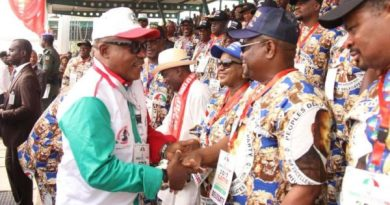 Uche Secondus emerges as PDP chairman