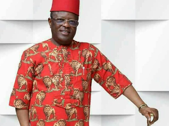 NGO unveils 2018 projects to facilitate Governor Umahi's reelection