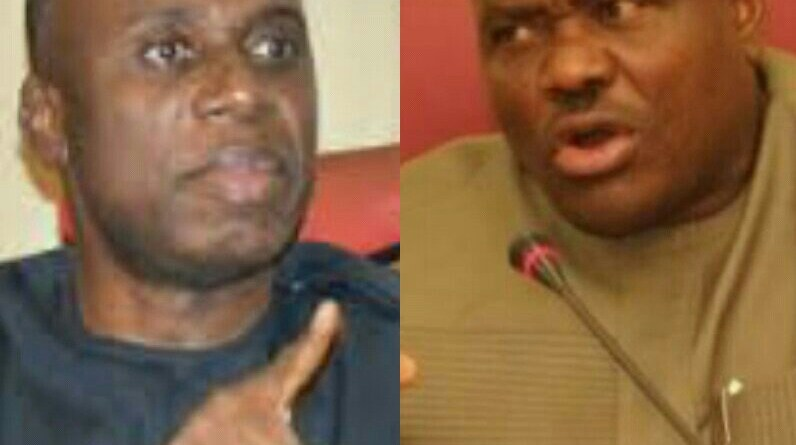 Protect Rivers State or resign – Amaechi charges Wike