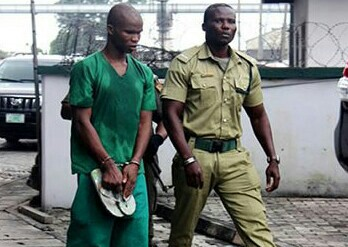 Ritual Killer Ifeanyi Dike faints in Court