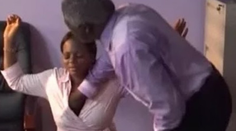 Popular pastor says he 'thoroughly' sucks female member's breast to deliver them from evil spirits