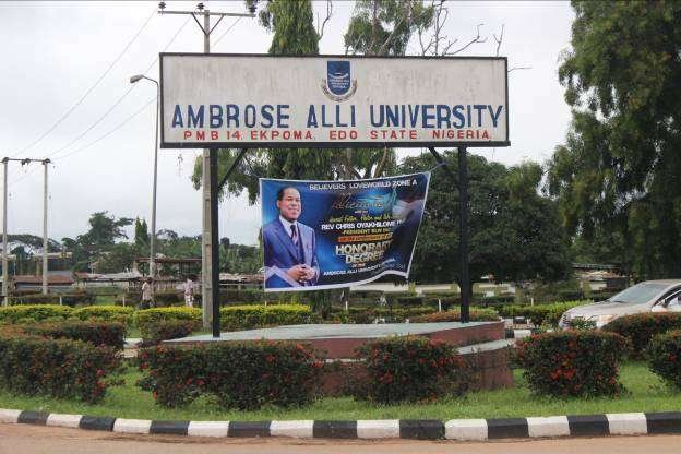 Two killed, 16 injured as campus shuttle loses break in Ambrose Alli University