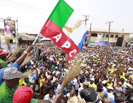 Rivers APC Hails The Approval Of Indirect Primaries By APC NWC For Rivers