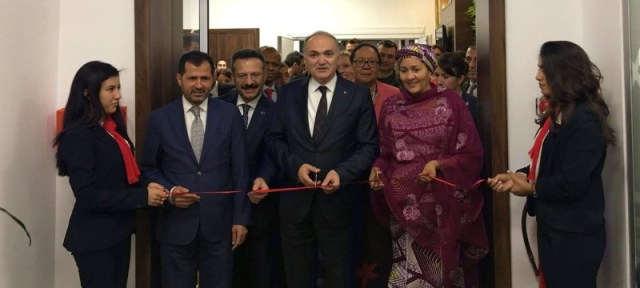 UN opens Technology Bank in Turkey
