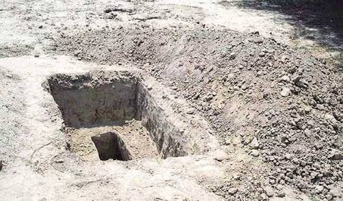 Over 200 Skulls exhumed  from Muslim Cemetery by Pastor