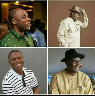 Amaechi, Wike, Abe, Dakuku and the struggle for the 2019 Rivers APC guber ticket: Critical examination of the forces and factors at play