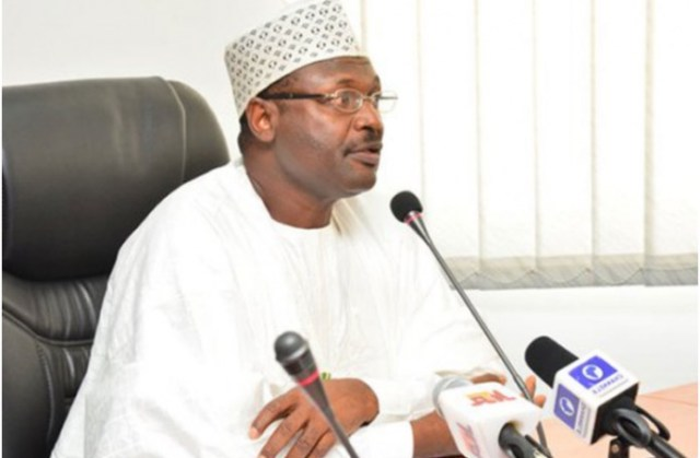 17 parties submit presidential, NASS candidates list, ahead of today's deadline — Yakubu