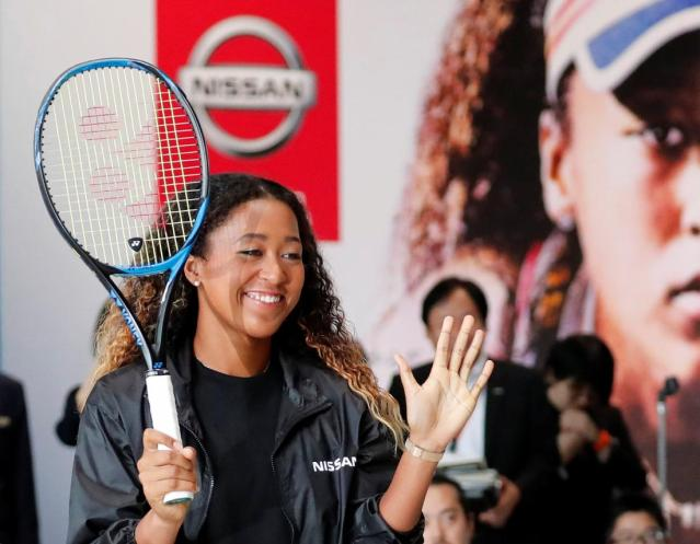 Nissan Signs Tennis Star Osaka As Brand Ambassador