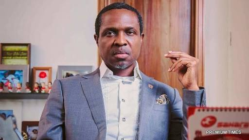 What Tonye Cole said shortly after winning APC governorship ticket (details)